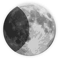 moon, phase